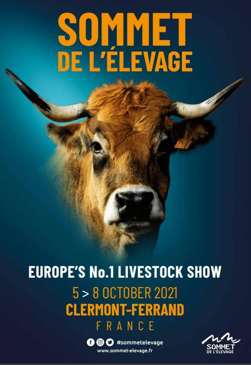Sommet de l'élevage 2021